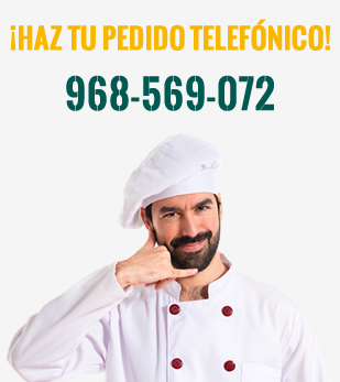 pedido telefónico